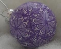 Креативные елочные шары